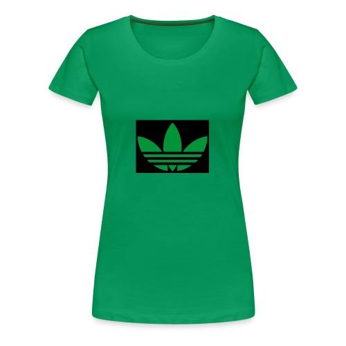 Small logo - Women's Premium T-Shirt