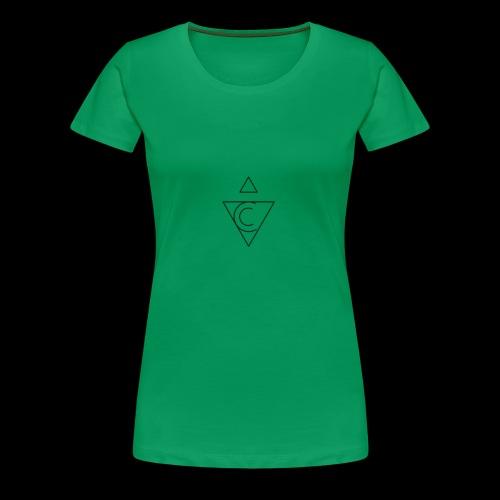 The Tetragenetron - Women's Premium T-Shirt