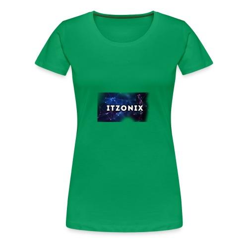 THE FIRST DESIGN - Women's Premium T-Shirt