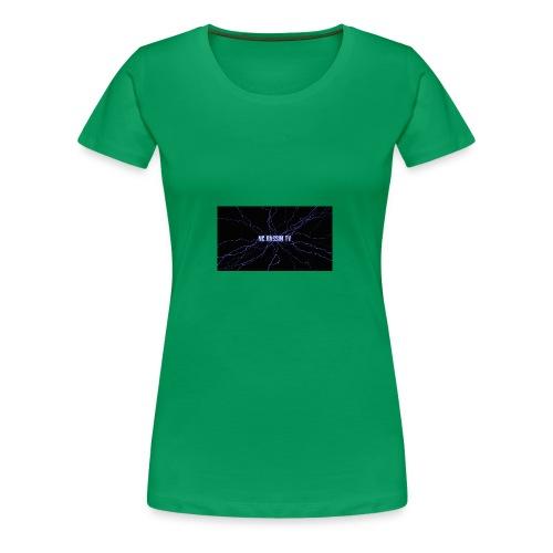 Nc Bassin Tv - Women's Premium T-Shirt