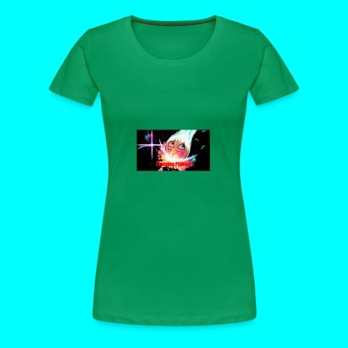 Cool banner - Women's Premium T-Shirt