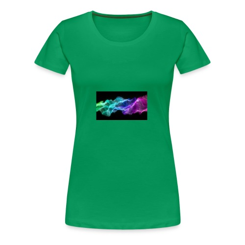 ws Curtain Colors 2560x1440 - Women's Premium T-Shirt