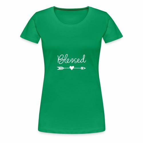 Feel Blessed - Women's Premium T-Shirt