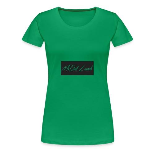 Mr Oak Lands Hoddie - Women's Premium T-Shirt