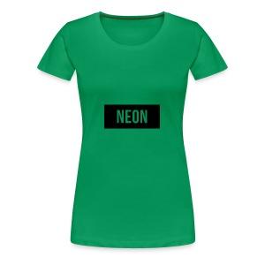 Neon Brand - Women's Premium T-Shirt