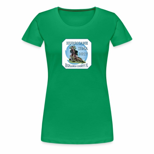 HIGHLANDS COUNTY FL HURRICANE IRMA - Women's Premium T-Shirt