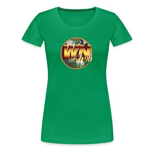 WN420 Power Shield - Women's Premium T-Shirt