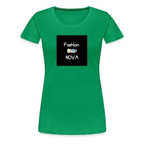 PhotoGrid 1503166862397 - Women's Premium T-Shirt