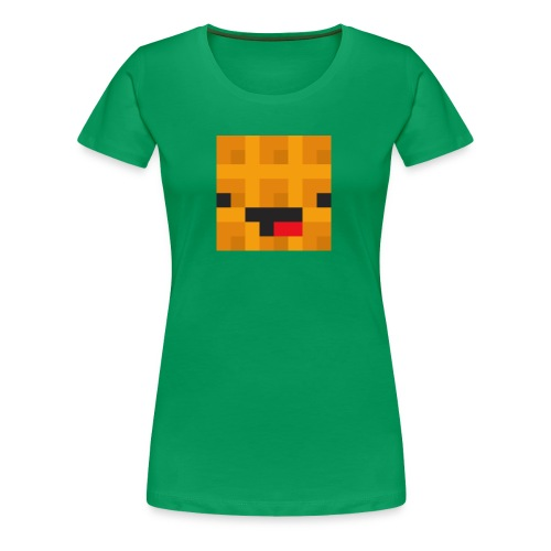 Nuclear Waffle Gen.1 - Women's Premium T-Shirt