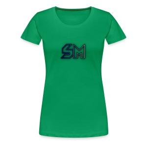 cooltext252519886767449 - Women's Premium T-Shirt