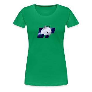 Daddy Pone logo - Women's Premium T-Shirt