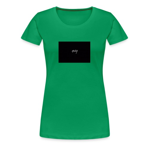 KODY White - Women's Premium T-Shirt