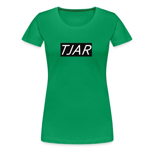 This is the brand name of my business. - Women's Premium T-Shirt