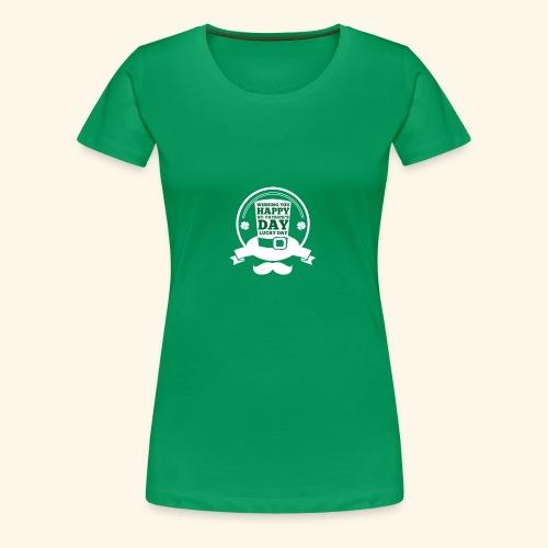 patrick day - Women's Premium T-Shirt