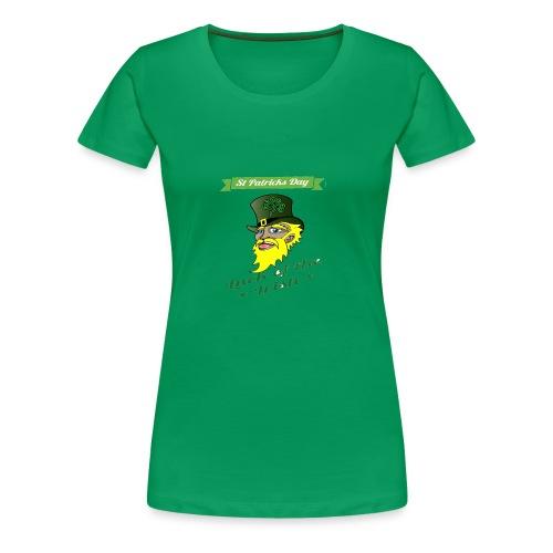 Patricks day - Women's Premium T-Shirt