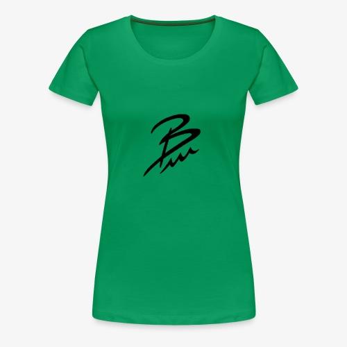 Brandon Cruz - Women's Premium T-Shirt