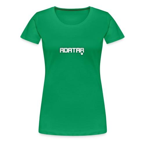 Adatar name shirt - Women's Premium T-Shirt