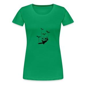 Taken by Bats - Women's Premium T-Shirt