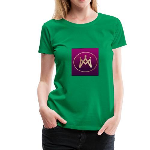 230crazy Logo - Women's Premium T-Shirt