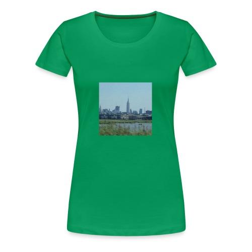 New York - Women's Premium T-Shirt