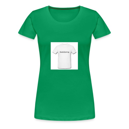 white - Women's Premium T-Shirt