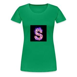 Sayed The Gamer - Women's Premium T-Shirt