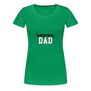 homeschooldad - Women's Premium T-Shirt