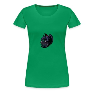 skyward dragon gaming - Women's Premium T-Shirt