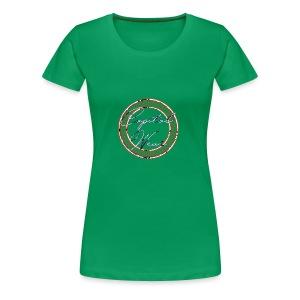 CWsace - Women's Premium T-Shirt