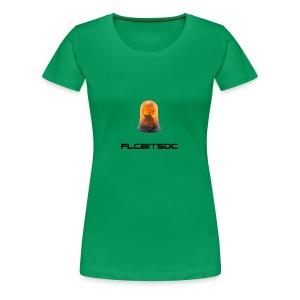 flcbitsdc - Women's Premium T-Shirt