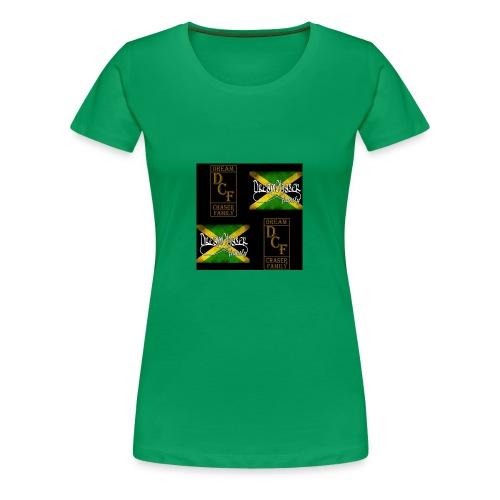 DreamChaser Family both logos - Women's Premium T-Shirt