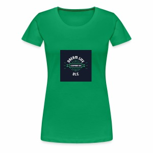 Dream Life Cooperation - Women's Premium T-Shirt
