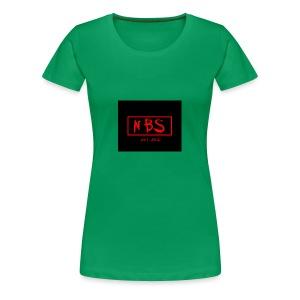 NBS phonecase - Women's Premium T-Shirt