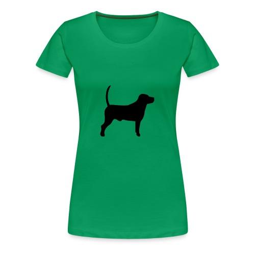 dog 1418276 1280 - Women's Premium T-Shirt