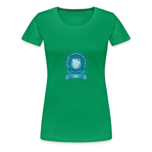Rohini college - Women's Premium T-Shirt