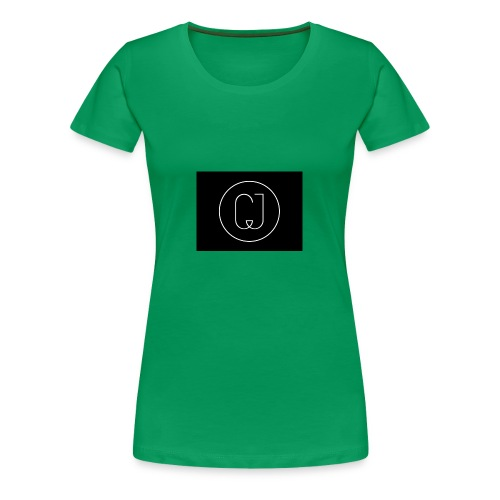 CJ - Women's Premium T-Shirt
