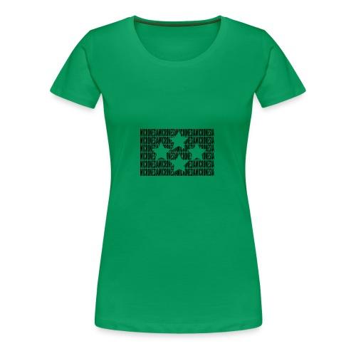 path884micro - Women's Premium T-Shirt