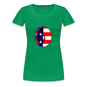 With America Since Day One - Women's Premium T-Shirt