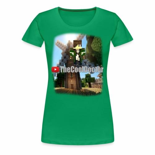 Main Apparel and accessories - Women's Premium T-Shirt