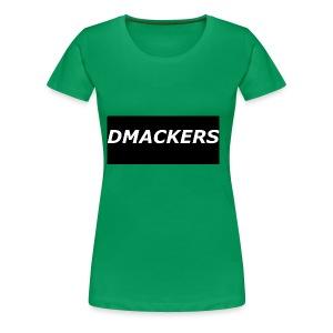 DMACKERS SHIRT - Women's Premium T-Shirt