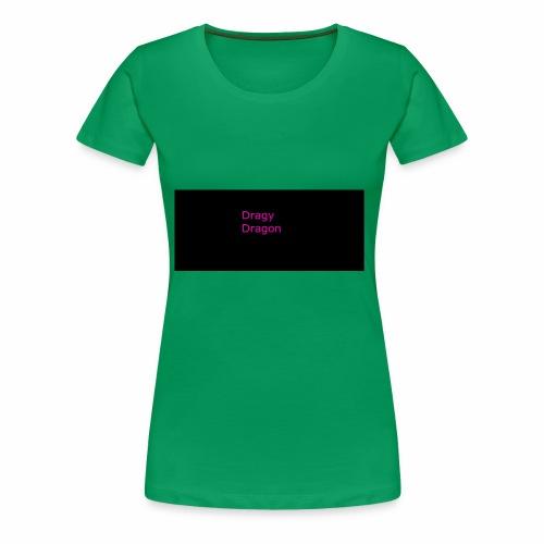 Dray - Women's Premium T-Shirt