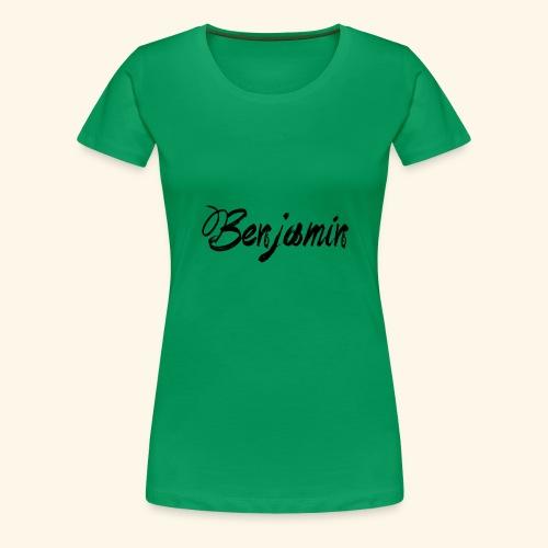 Great Benjamin - Women's Premium T-Shirt