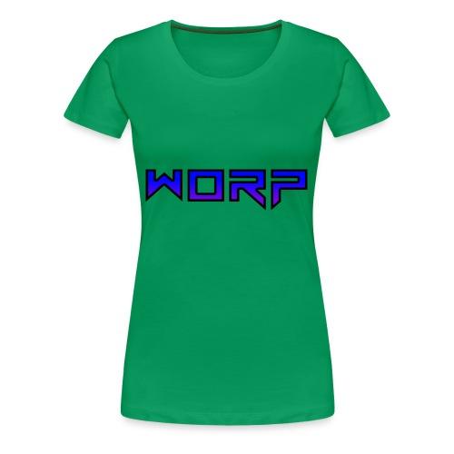 Text - Women's Premium T-Shirt