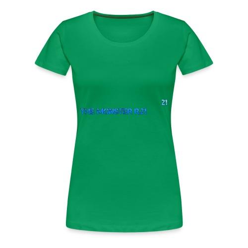 the monster r.21 - Women's Premium T-Shirt