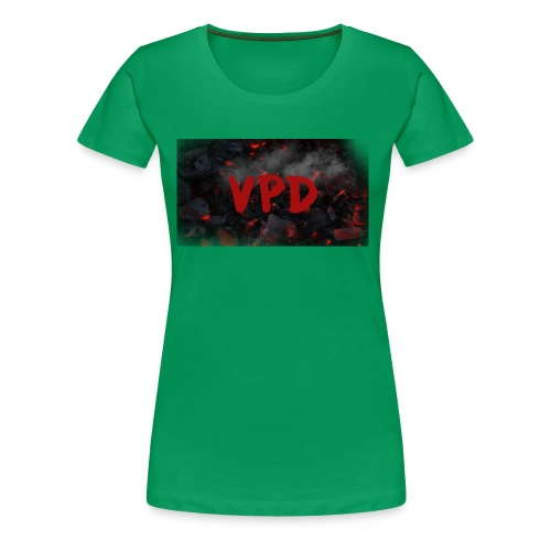 VPD Smoke - Women's Premium T-Shirt