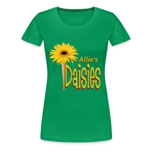 The Daisies Team Logo - Women's Premium T-Shirt