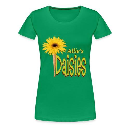 The Daisies Team Logo - Women's Premium T-Shirt