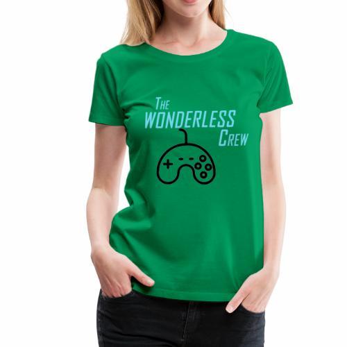 The Wonderless Crew Logo - Women's Premium T-Shirt