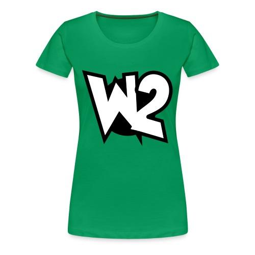 WayTwo! - Women's Premium T-Shirt