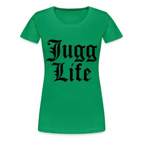 Jugg Life - (Juggalo) - Women's Premium T-Shirt